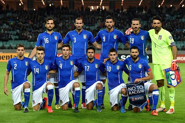 Italy Euro 23 Men's Squad