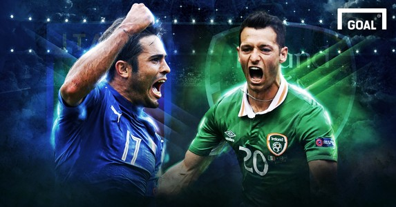 Italy Vs Rep. of Ireland