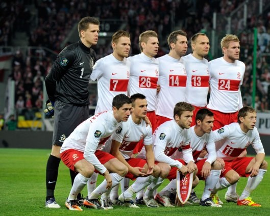 Poland EURO 2016 Lineups and Squad