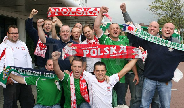 Poland Vs North Ireland
