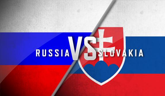 Russia Vs Slovakia