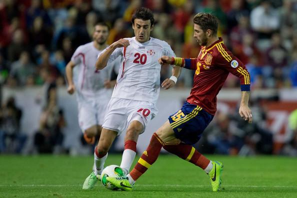 Spain Vs Georgia