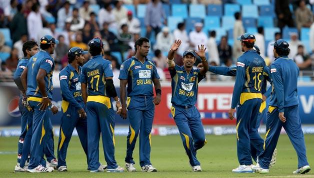 Sri Lanka Squad of England