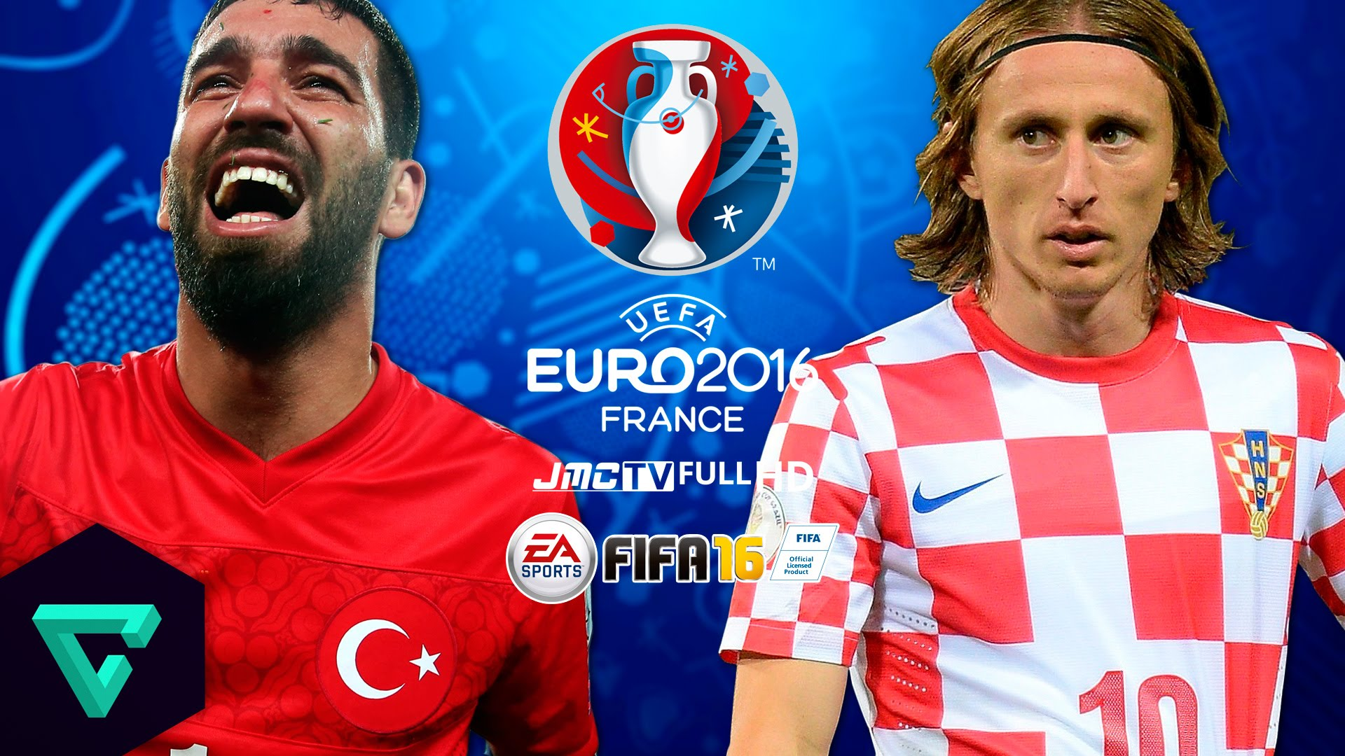 9bf94df48ad Turkey Vs Croatia EURO Championship 2016 5th Match Broadcaster ...