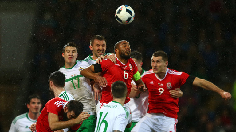 Wales and Northern Ireland