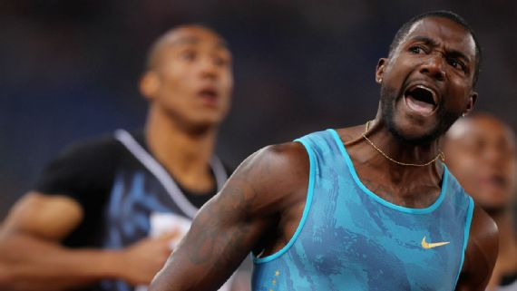 Black-Gatlin Qualified for Olympic