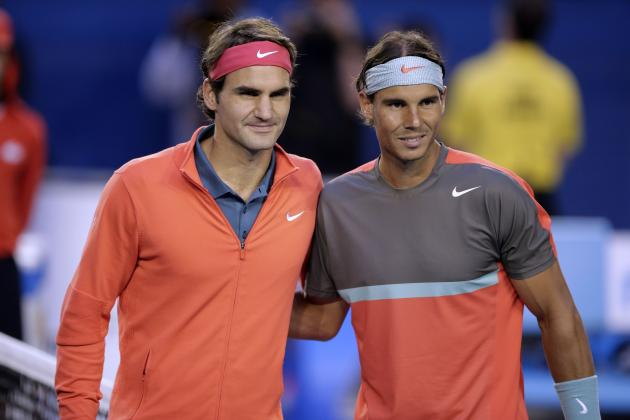 Federer-Nadal Also Quite from Toronto Open
