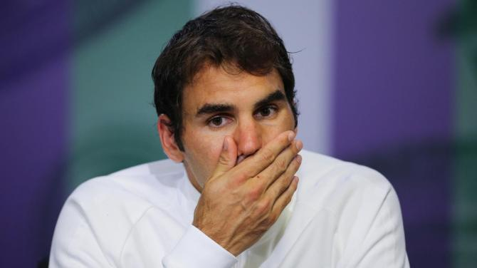 Federer Ruled Out from Olympic