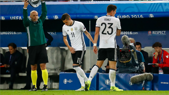 Germany is on serious Injury Problem