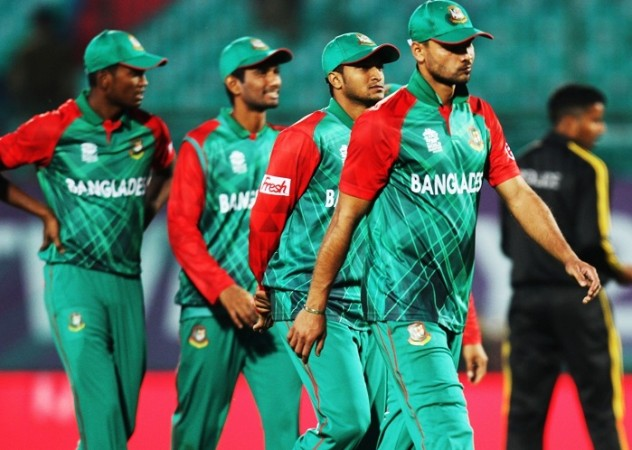 India-West Indies, Bangladesh tri-series