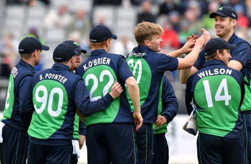 Ireland Squad for Pakistan Tour