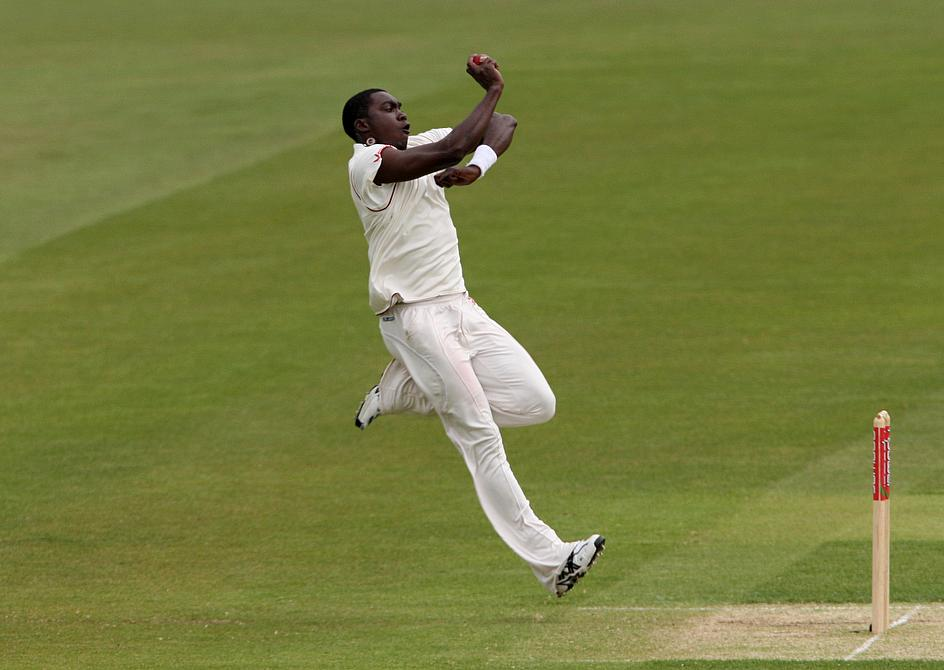 Jerome Taylor Retired from Test Cricket