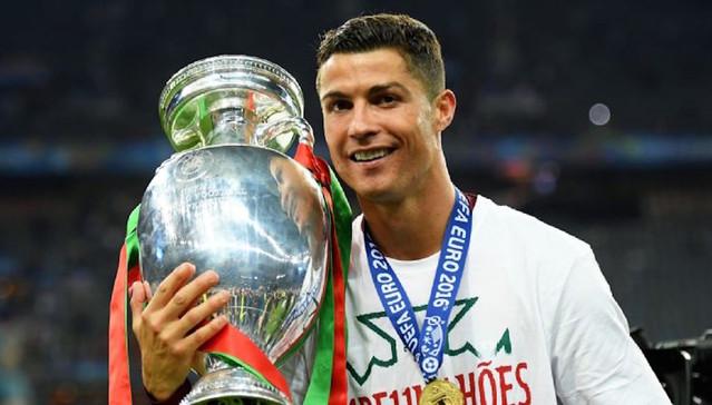 Last season was the best in my career Ronaldo