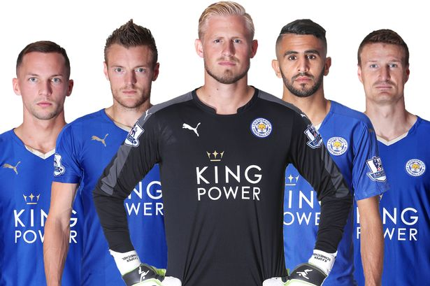 Leicester City English Premier League Fixture, TV Schedule and Squad