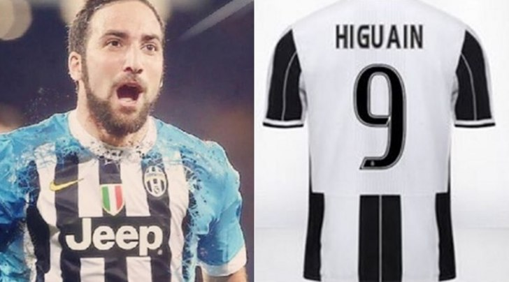 My Goal is to Win Champions League for Juventus  Higuain