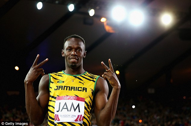 My Goal is to Win Treble- Bolt