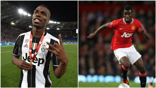 Pogba Braking the world Record