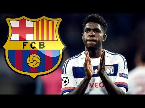 Samuel Umtiti Join to Barcelona