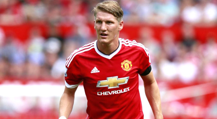 Schweinsteiger May Leave Manchester United