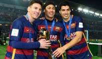 "Strikers Scaring Barcelona in ""MSN"" Dominance"