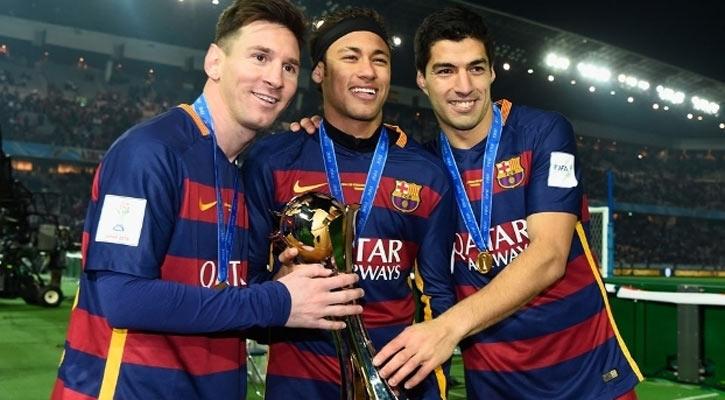 """Strikers Scaring Barcelona in """"MSN"""" Dominance"""