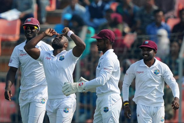West Indies Test team for India Tour