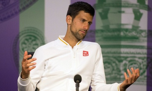 Gracious Djokovic ready for rest after Querrey ends historic run