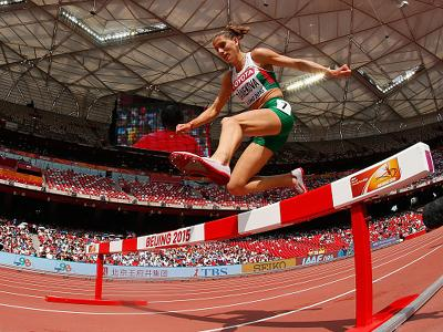 Bulgarian athlete proved as dope Positive