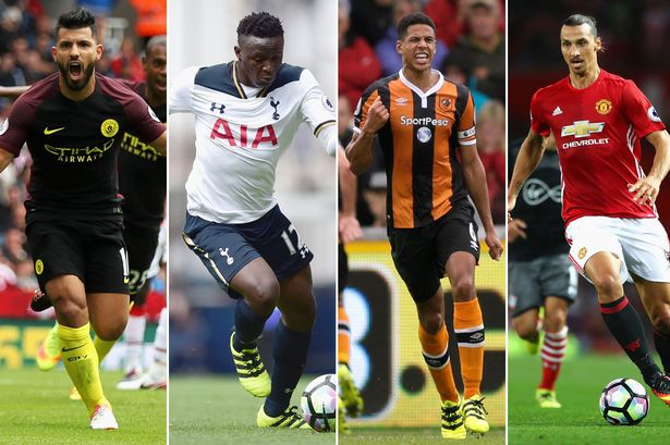EPL's Best XI of The Week (August 2nd Week 2016