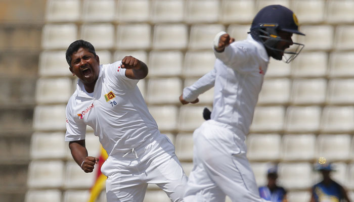 Herath Returns to Top 10