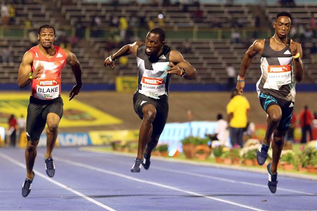 I Want to My Best Race in Rio Bolt