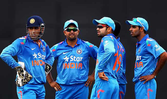 India's team for T-20 against World Champion