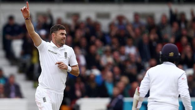James Anderson took the top place in the Test bowling rankings. Monday, the International Cricket Council (ICC) released their new ranking