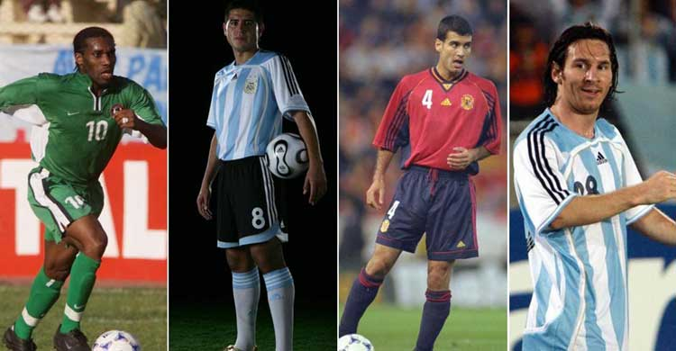 Messi-Guardiola is in Olympic all-time best XI