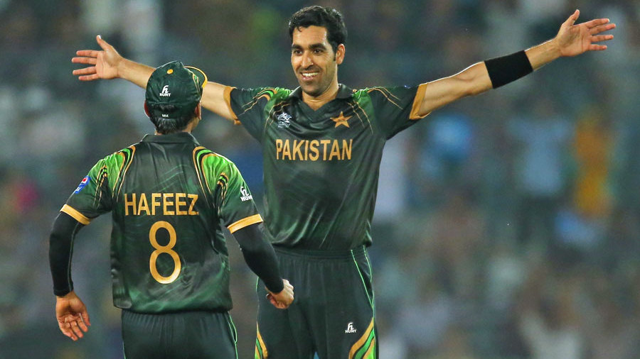 Pakistan's one-day squad for