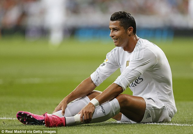 Ronaldo Will Be Out Of the Action for More A Month
