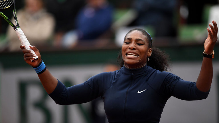 Serena Williams Also Eliminate