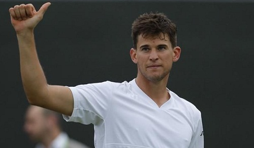 Dominic Thiem is 49-15 this year