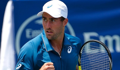Nadal knocked out at Cincinnati, Steve Johnson moves up