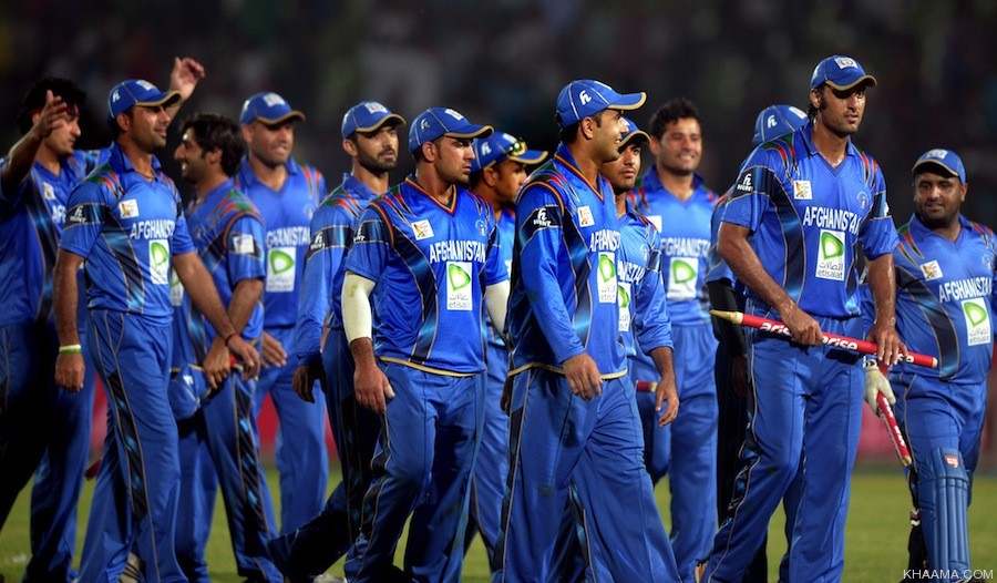 Afghanistan's Squad for Bangladesh Tour