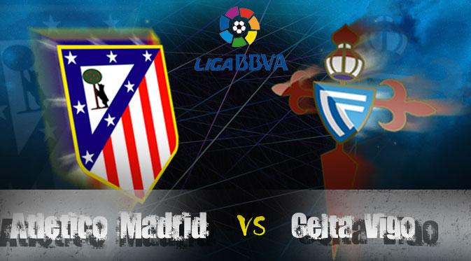 Celta de Vigo vs Atletico Madrid