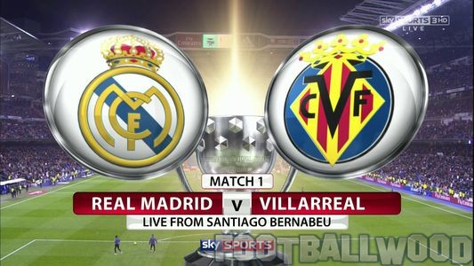 Villarreal 1-1 Real Madrid: Gerard Moreno cancels out ...