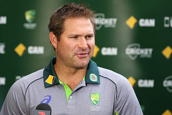 Ryan Harris Australia's new bowling Coach