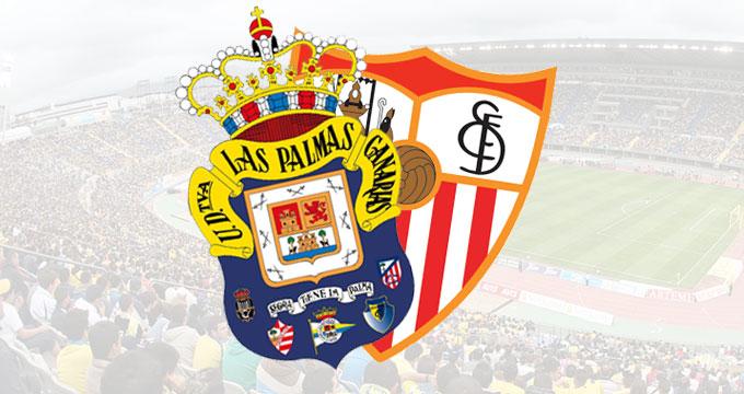 Sevilla vs Las Palmas