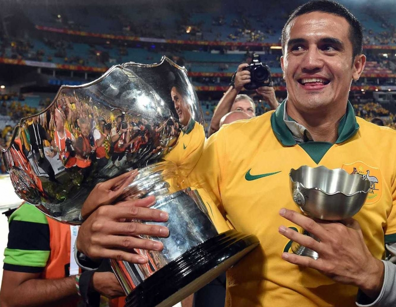 Tim Cahill's one-year deal with Shanghai Shenhua is worth an estimated $10 million!