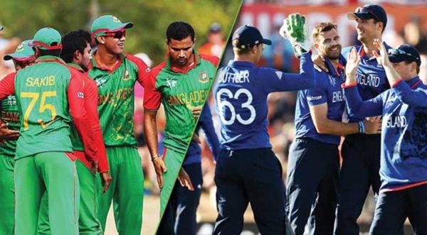 Bangladesh First Team Squad against England Series
