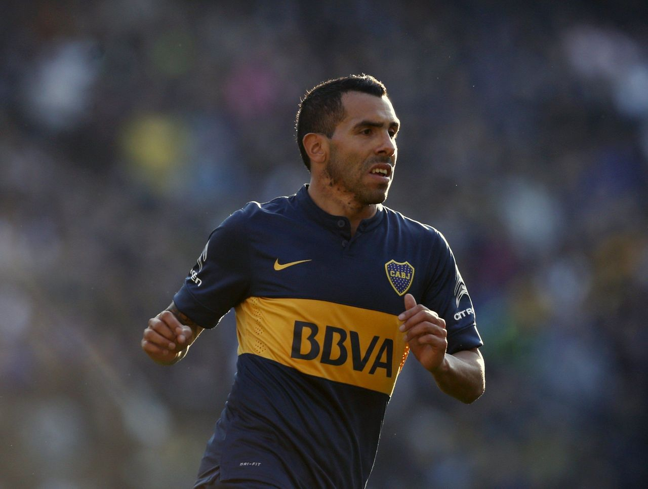 Carlos Tevez New Net Worth