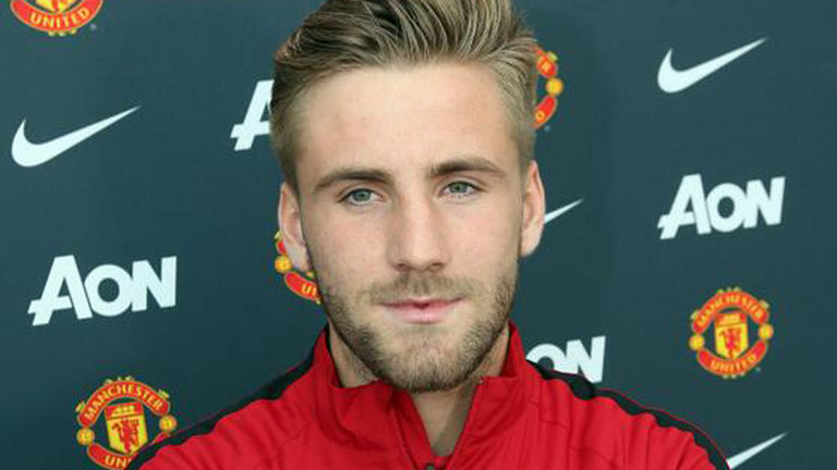 Luke Shaw Net Worth