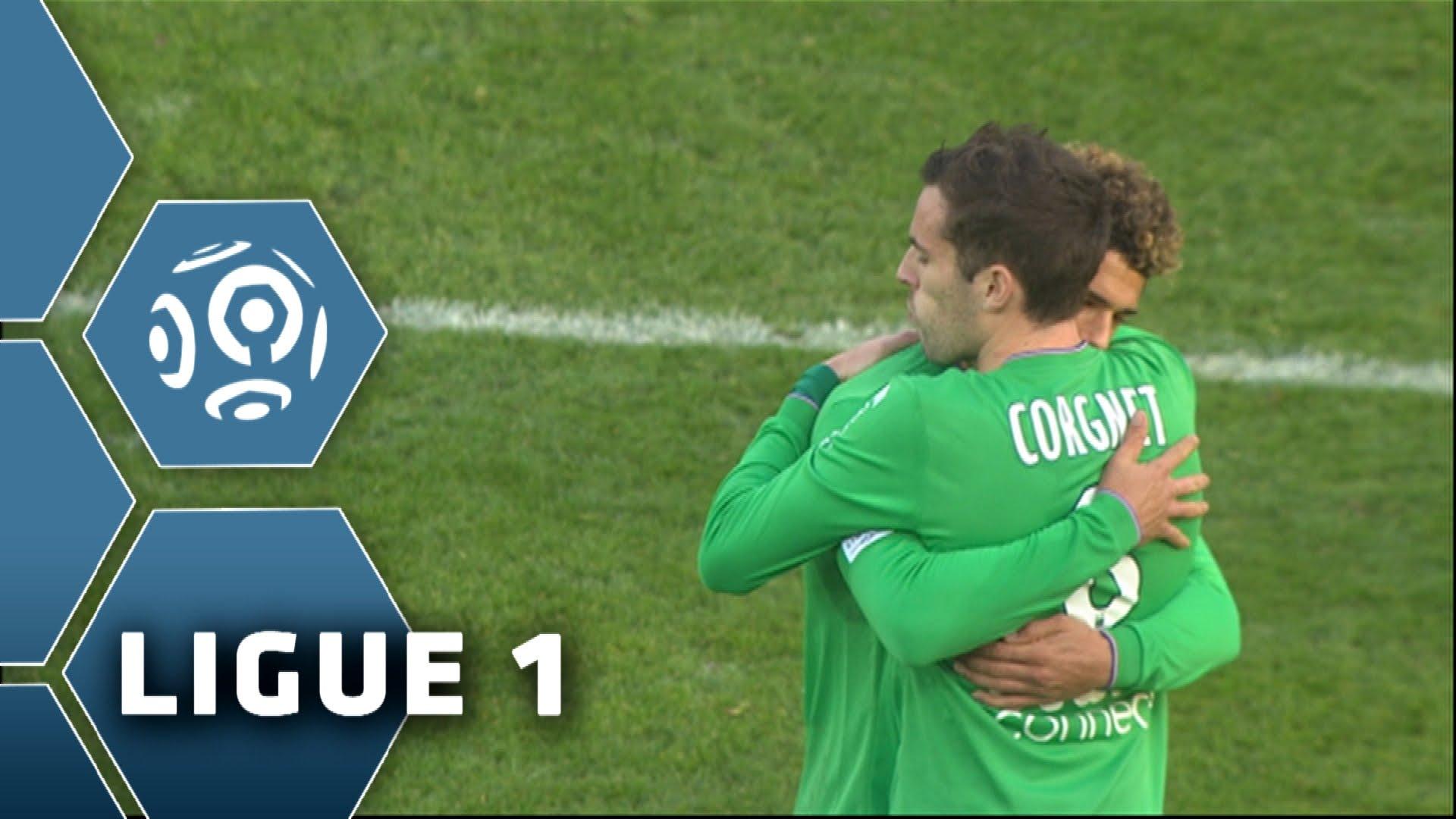 Angers SCO vs Saint-Etienne