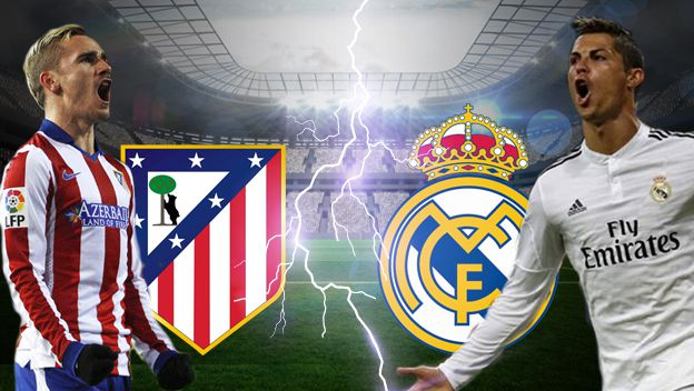 real madrid atletico results
